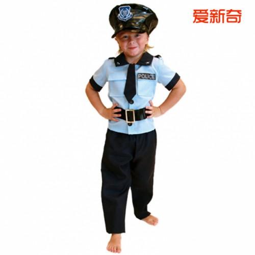 Сшить костюм полицейского