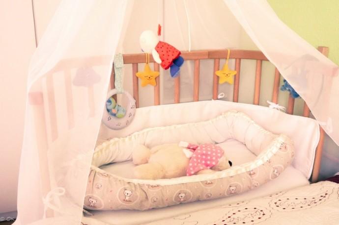Детское гнездышко в кроватку